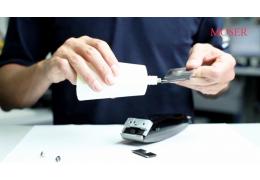 Limpieza y mantenimiento de las máquinas corta pelos